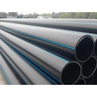 厂家直供非开挖铺设用高密度聚乙烯排水管顶管拖拉管牵引管