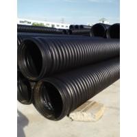 广东hdpe缠绕增强B型管克拉管排污管排水管价格