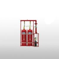 管网式七氟丙烷灭火系统100L/120L/150L