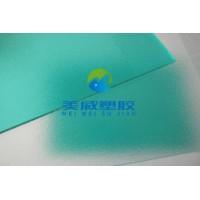 专业生产PC广告板全新料PC磨砂板聚碳酸酯细磨砂板