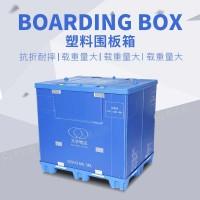 物流运输循环使用蜂窝板围板箱