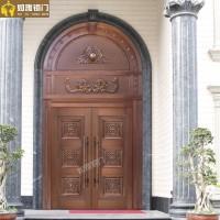 上海进户铜门生产,欧式别墅铜门定做,铜门窗厂家供应