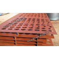 河北直销除尘器花板 支持定制各种规格多孔板厂家