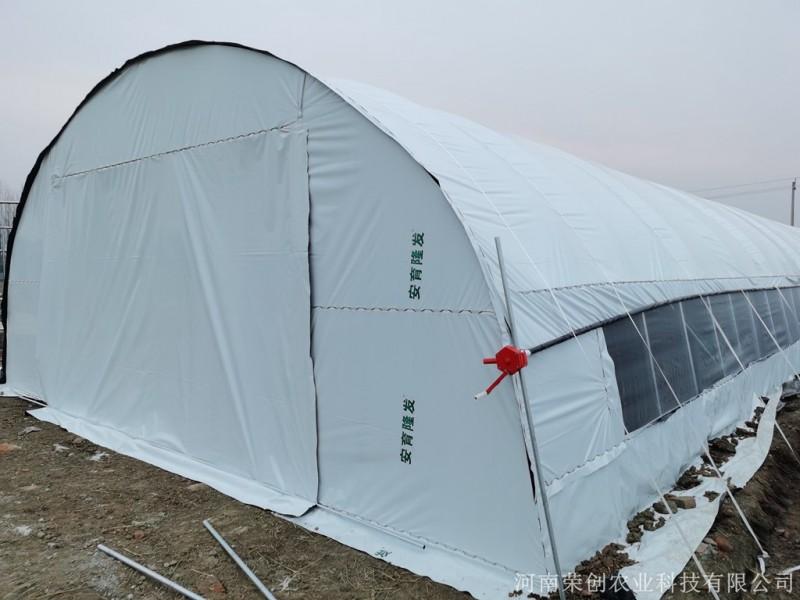 荣创温室-河南温室日光温室大棚-暖棚-冬暖棚