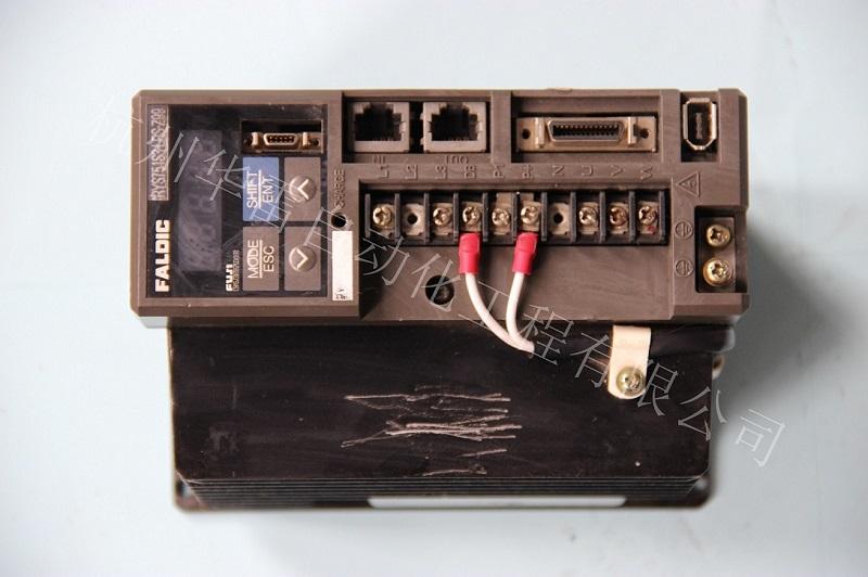 富士伺服驱动器RYS751S3-LRS-Z99维修