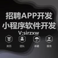 招聘app开发招聘小程序开发