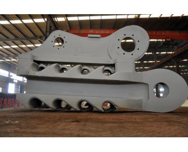 四川大型铸钢厂家供应大型铸钢节点支座
