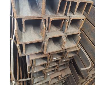 英标槽钢产品材质S355J0型号PFC各种规格
