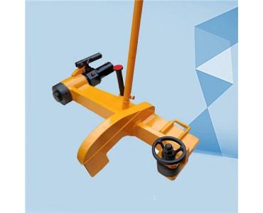 防撞尖轨直轨器 YJZ-750III液压直轨器 手摇式直轨器