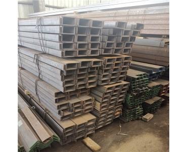 现货英标槽钢产品材质S275JR型号PFC系列供应