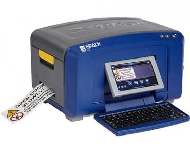贝迪BBP37彩色雕刻工业标识标签打印机