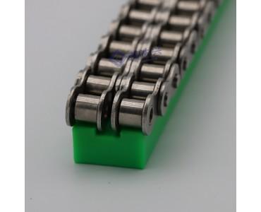 按图纸加工机床流水线传动高分子聚乙烯塑料轨道