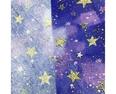 福建批发 星辰水刺布 款式多样 可定制